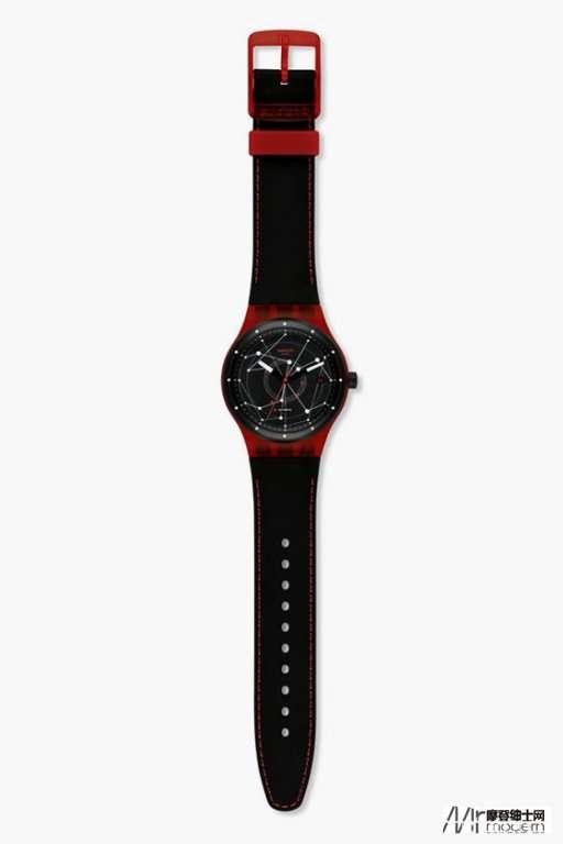 """瑞士Swatch 全新 """"SISTEM51"""" 主题表款集合"""