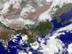 卫星云图天气